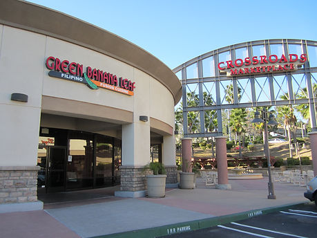 Green Banana Leaf Chino Hills Exterior Picture