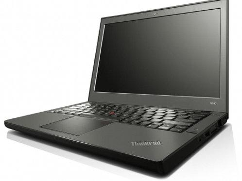 """PORTABLE - LENOVO X250 - i5-5300U - 4GO - 500GO - W10P - 12,5"""" - G.A-"""