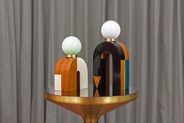 Mini n-Lamps