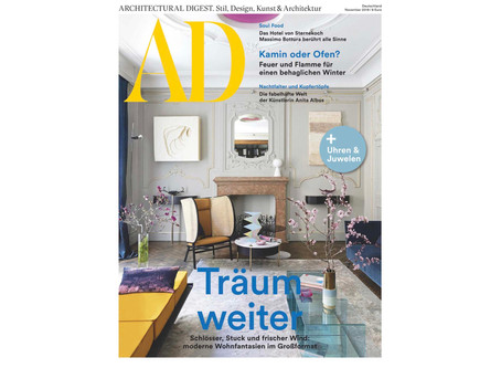 Architectural Digest Germany - More Light!