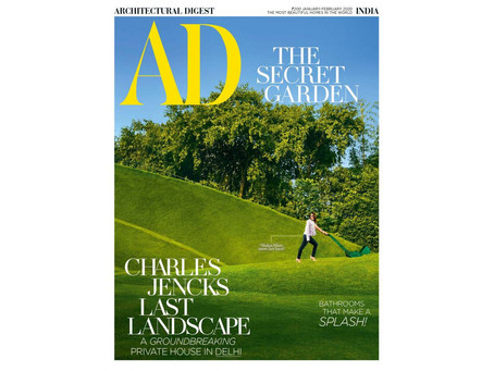 Architectural Digest - India