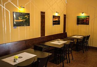 Restaurace/Galerie Pod Lipami, Praha