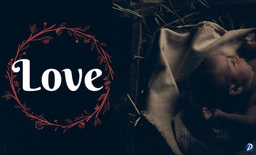 Advent_ Love