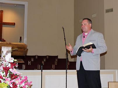 Curtis Pixler Tallapoosa Providence Baptist Church