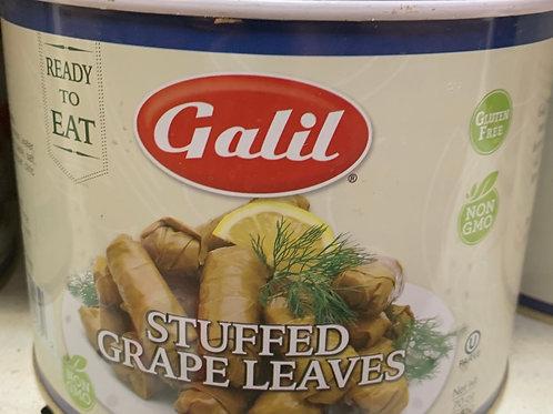 Galil Stuffed Grape Leaves