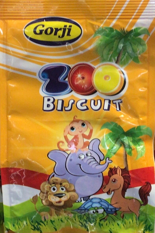 Gorji Zoo Biscuits