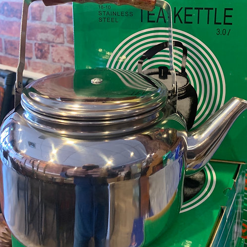 Stainsteel 3l Kettle