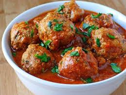 Kofteh Berenji (2) (Rice Meatballs)