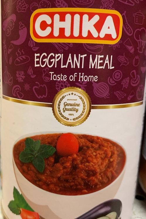 Chika Eggplant Meal
