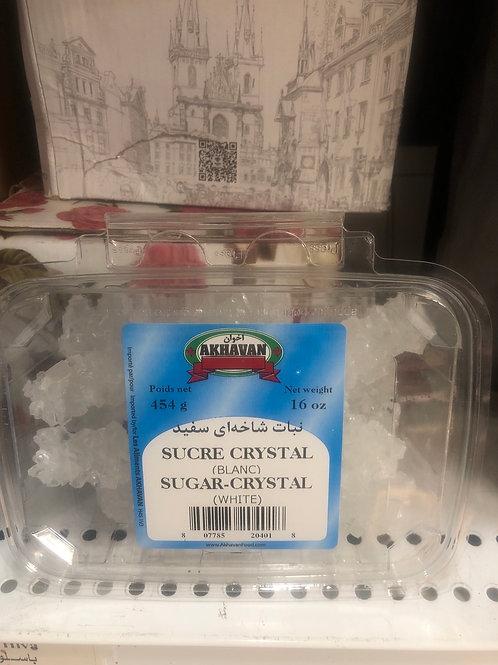 Akhavan Sugar Crystal (White)