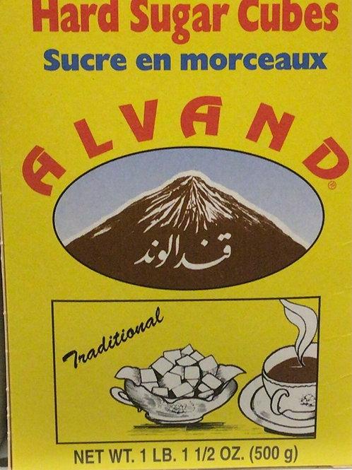 Alvand White Sugar Cubes
