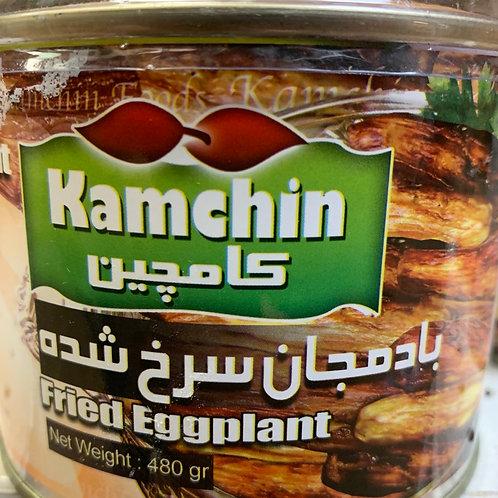 Kamchin Canned Fried Eggplant