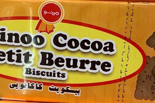 MINO Cocoa Peti Beurre Mange