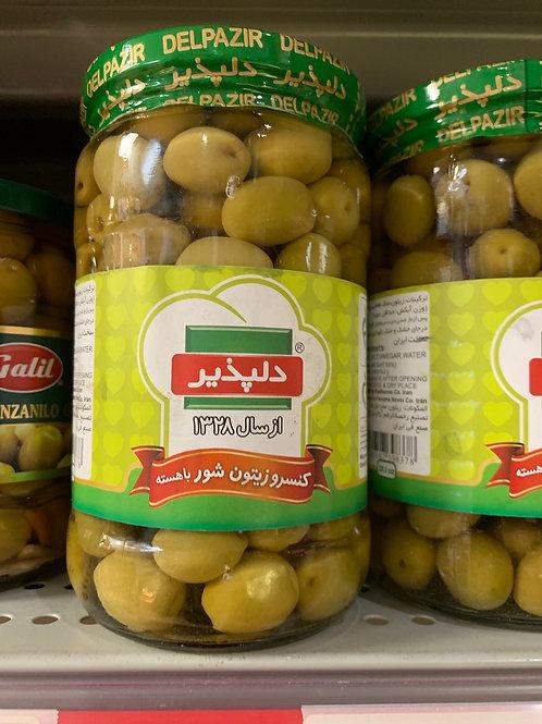 Depazir Olive Pickled