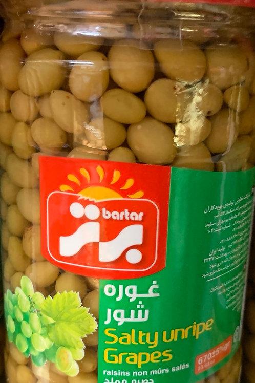 Bartar Pickled Unripe Grape