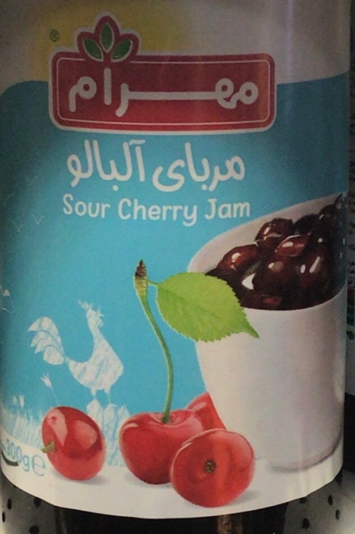 Mahram Sour cherry Jam & Honey