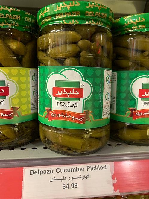 Delpazir Cucumber Pickel