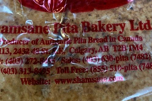 Shamsin Wholewhite Pita Rice & Bread