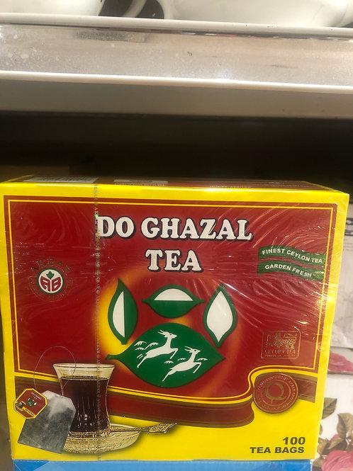 Do Ghazal Tea bag Red