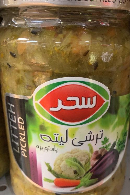 Sahar Liteh Pickled