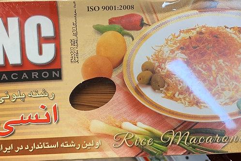 NC Rice & Bread Macaroni