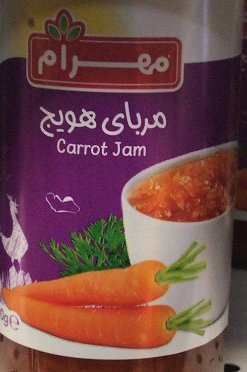 Mahram Carrot Jam & Honey