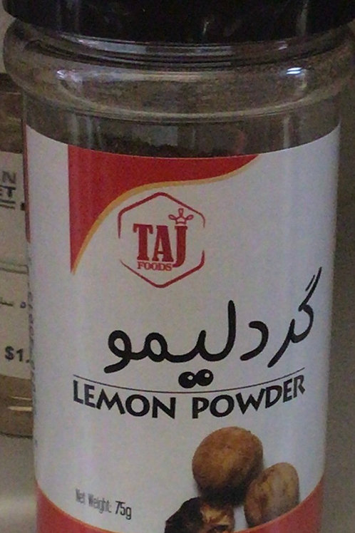 TAJ Lemon Powder