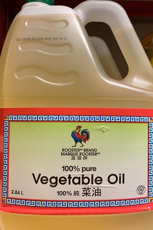 Rooster Vegetable Oil