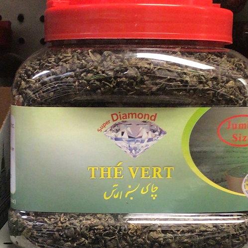 Super Diamond Green Tea & Coffee