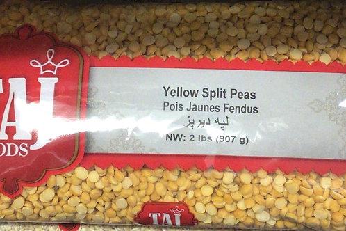 TAJ Yellow Split Peas