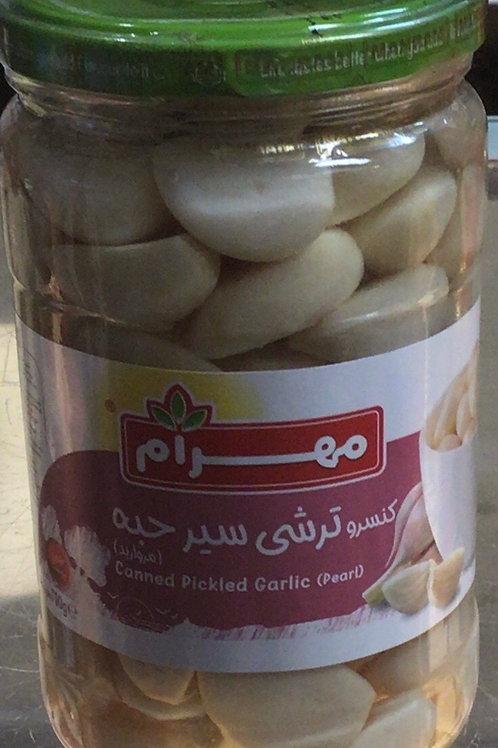 Mahram Pickledd garlic