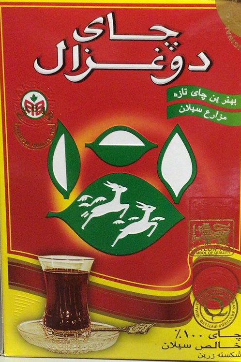 Do Ghazal Red (Loose)