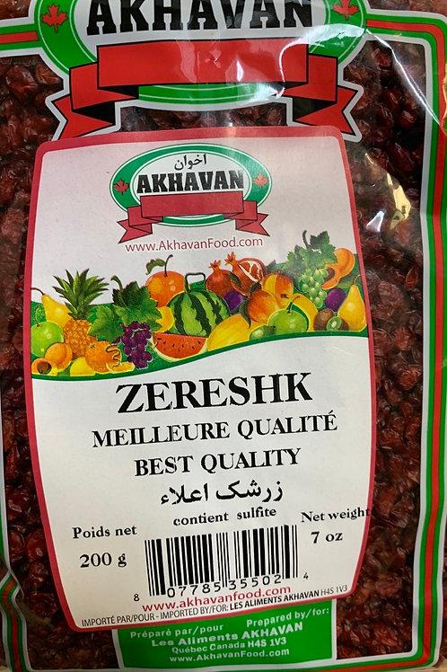 Akhavan Barberry (Zereshk)