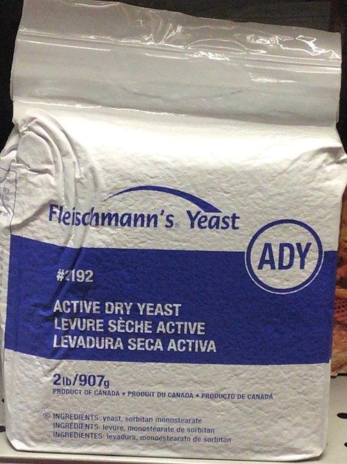 Fleishmann Active Dry Yeast