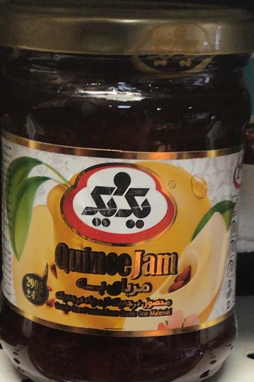 1&1 Quince jam
