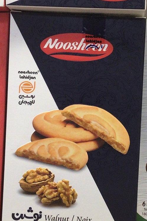Noosheen Walnut Cookies