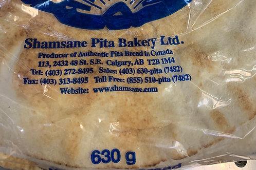 Shamsin White Pita Rice & Bread