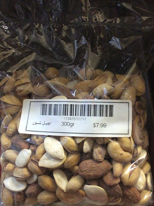 TM  Salty Nuts & Dried Fruits