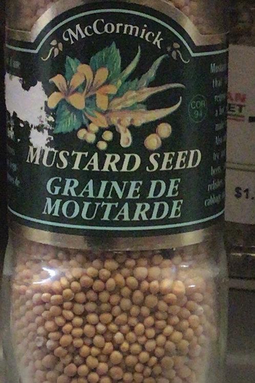 McCormick Mustard Seeds