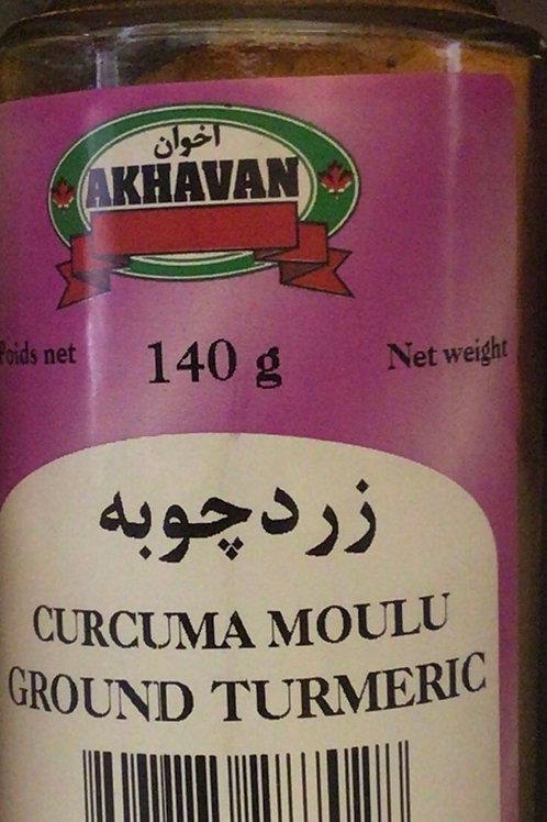 Akhavan Turmeric Seasoning