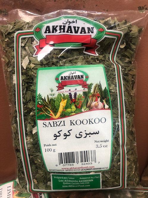 Akhavan Sabzi Kuku