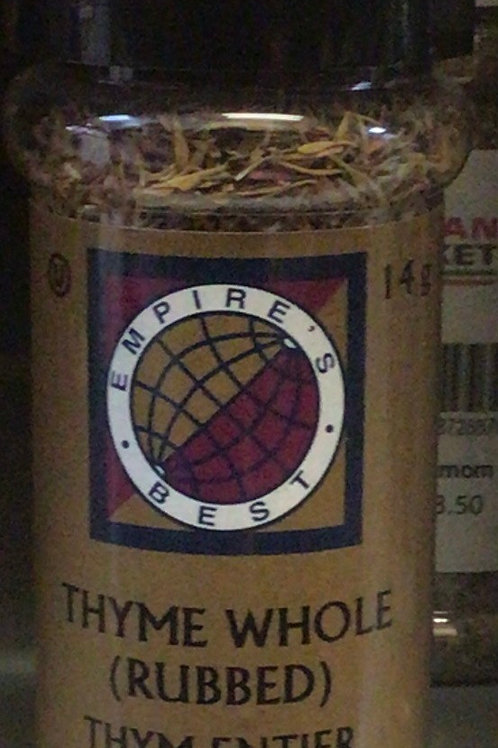 Empires Thyme Whole (Rubbed)