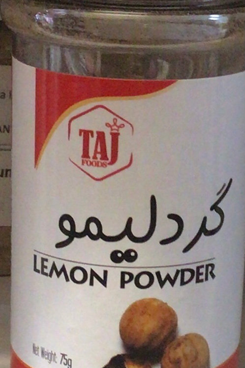 TAJ Lemon Powder