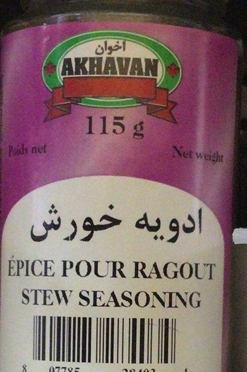 Akhavan Stew Seasoning