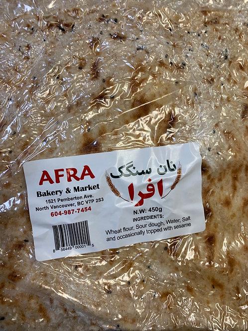 Afra Sangak Bread