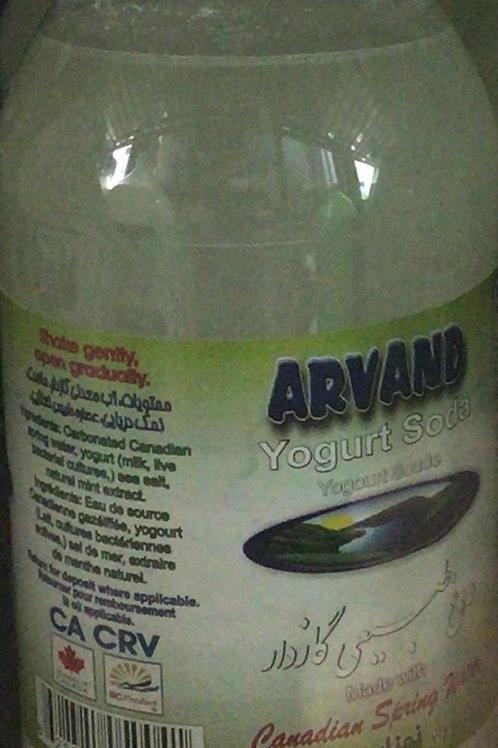 Arvand Yogurt Soda (Carbonated)2L
