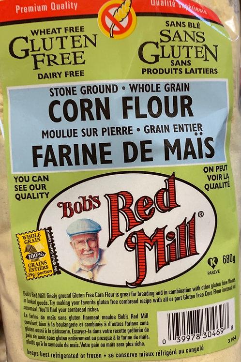 Red Mill Corn Flour