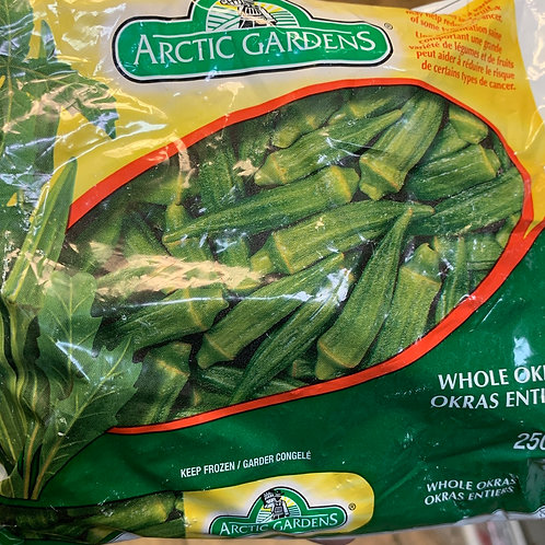 Arctics Gardens Okras
