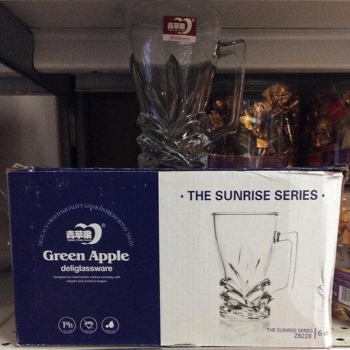 Green Apple Glasses