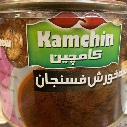 Kamchin Fesenjoon Stew
